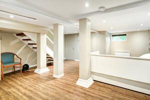 What to do Before Finishing a Basement - Image 1