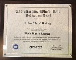 Buck Buckley's TBF, in Lannon, WI, is finally members of The Marquis Who's ...