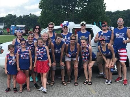 2018 Fourth of July Parade in Stone Bank, WI