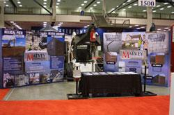 Matvey Construction recently exhibited at the Seattle Home Show where they had the opportunity to showcase their foundation repair products...