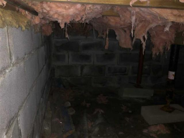 We all know our basements and crawl spaces need to be insulated to keep our homes warm during the cold...