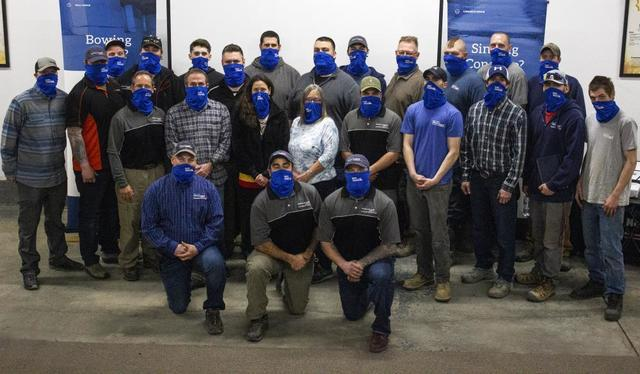 Matt Clark's Northern Basement Systems First Quarter 2021 Company Training ...