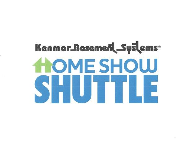 Going to the Sudbury Home Show but don't want to park downtown?