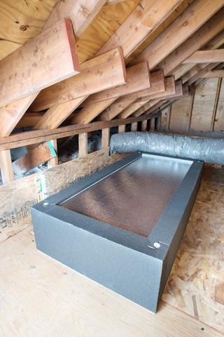 Benefits of adding an Attic Hatch Cover to your attic - Image 1