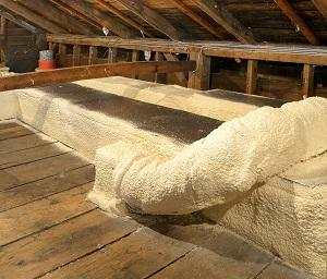 Sealed attic ducts from Dr. Energy Saver