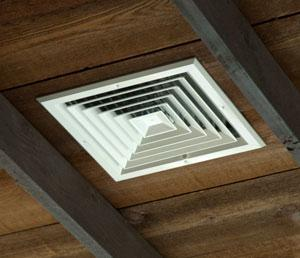 Attic ventilation from Dr. Energy Saver