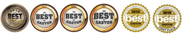 Best Of Gaston Heating & Air Conditioning Winner