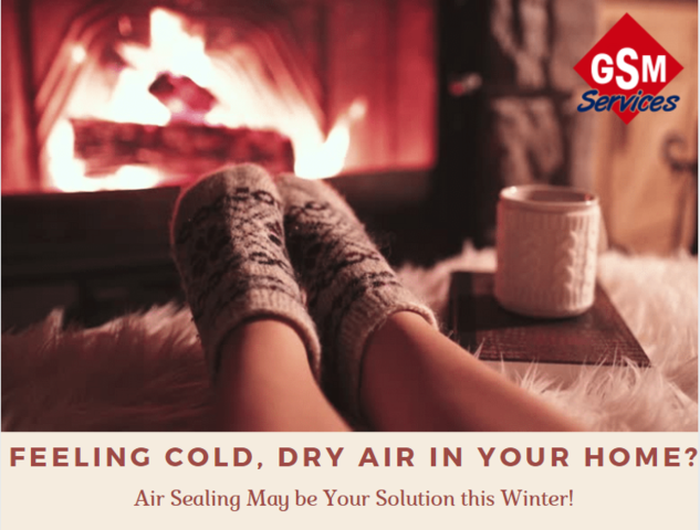 Feeling Cold, Dry Air in Your Home?