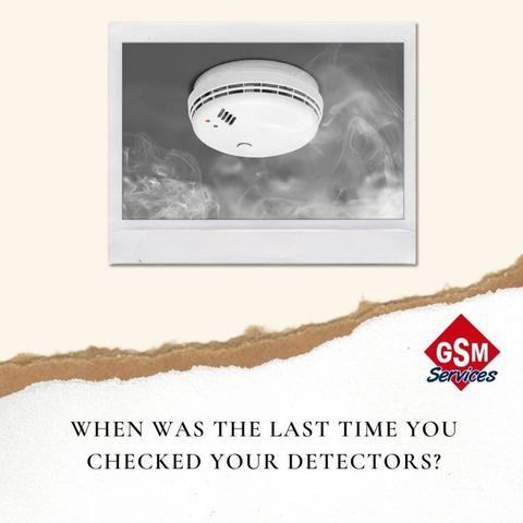 Keep Your Home Safe this Winter: Check Your Detectors!