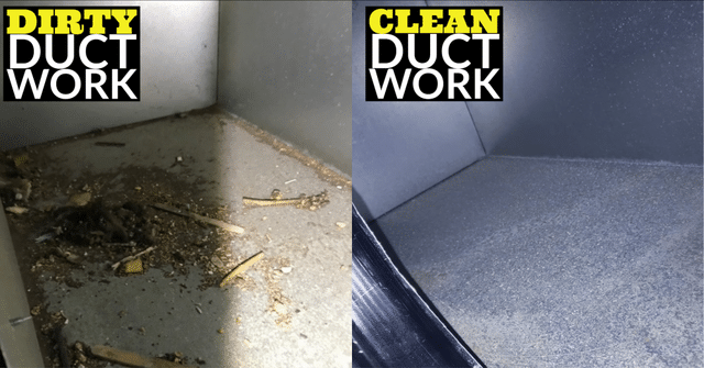 5 Signs it's time for a duct cleaning in your home & the dramatic benefits it can have on your...