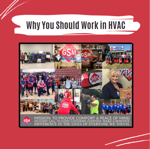 Reasons Why You Should Work in the HVAC Industry
