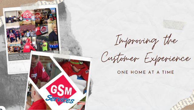 Improving the Customer Experience One Home at a Time
