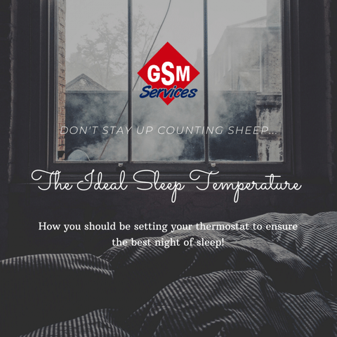 The Ideal Sleep Temperature