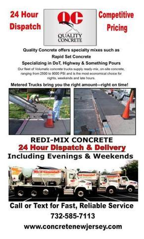 Quality Concrete Delivers