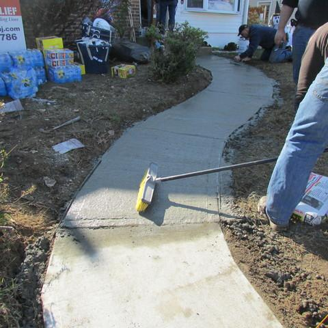 Quality Concrete Donates on Hurricane Sandy Anniversary - Image 2