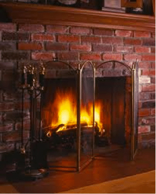 A cozy fireplace can keep you warm in the winter. Here are some safety tips to keep you safe, too....