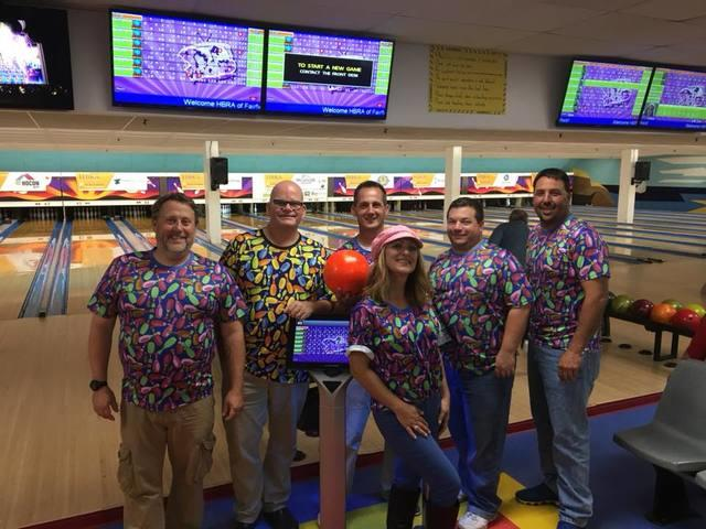 Smarthome & Theater Systems Team wins HBRA first Bowl-A-Rama!...