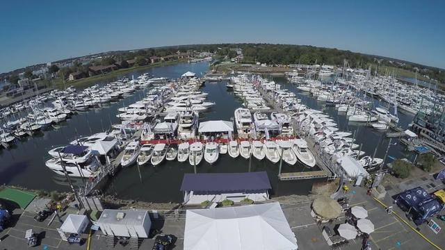 Smarthome and Theater Systems heads to the The Norwalk Boat Show....