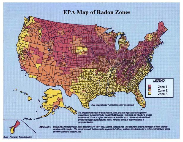 South Korea Establishes More Stringent Radon Laws