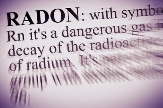 Radon Definition