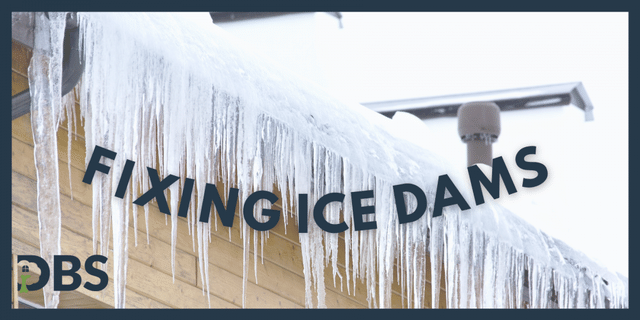 Fix Ice Dams at their Source with DBS
