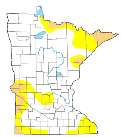 Image: National Drought Monitor