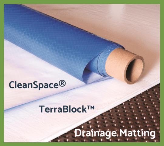 Layers of Crawl Space Sealing Materials