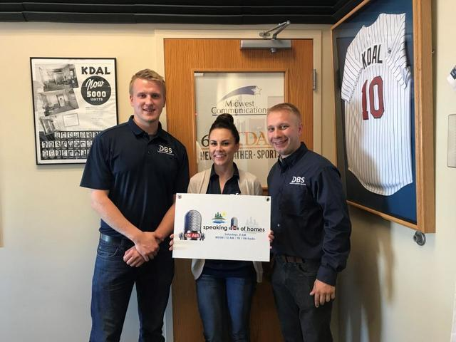 DBS does Radio Show with WDSM in Duluth