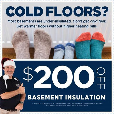 Cold Floors- What can you do about it?
