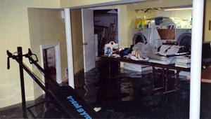 Flooding can be disastrous to a home - and often entirely unnecessary.  These three easy tips can help ...