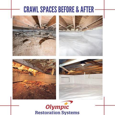 Professional Crawl Space Repair in DFW