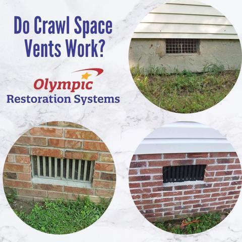 Do Crawl Space Vents Work?
