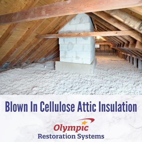 Blown Fiberglass vs. Blown Cellulose Insulation