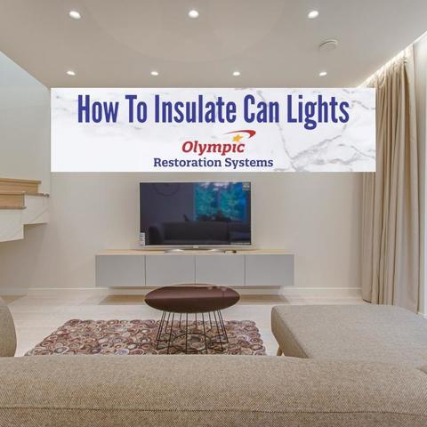 How To Insulate Can Lights