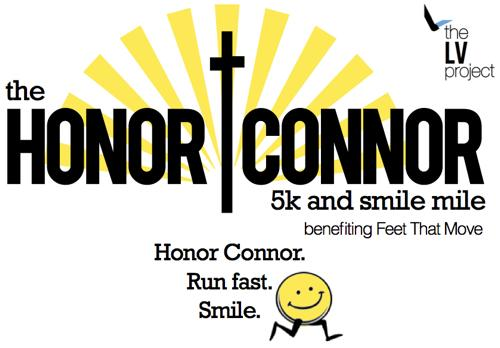 Honor Connor Run and Olympic Restoration