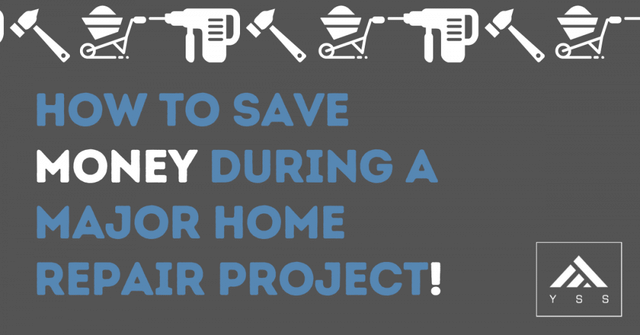 How to Save Money on Major Home Repairs! - Image 1