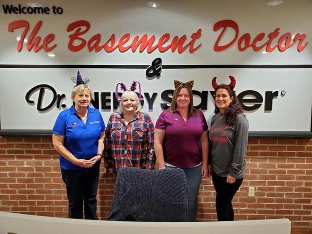 A Basement Doctor Halloween