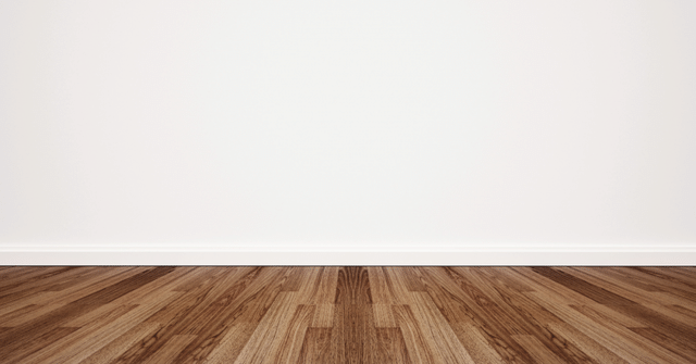 Sagging floors are a sign of foundation issues.