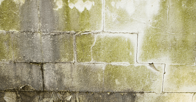 Bowing basement walls are a sign of structural failure.