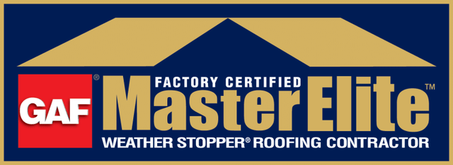 When you're ready for a new roof, make sure you select a roofer who is GAF Master Elite Certified. Smart...