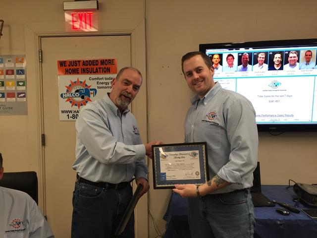 January 2016 Sales and Service Excellence Awards - Image 2