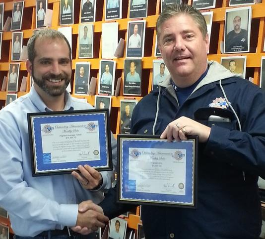 November 2013 Halco Sales and Service Excellence Awards