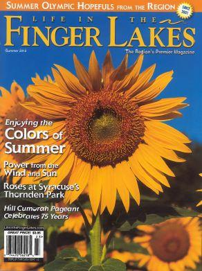 Life in the Fingerlakes Magazine Features a Halco Renewable Energy Project