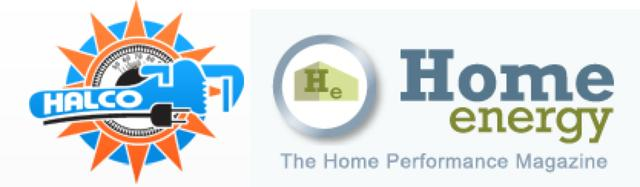 Halco is recognized for increasing energy efficiency in homes....