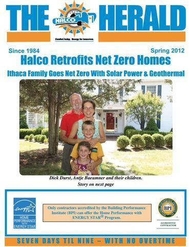 Halco E-Herald Spring 2012
