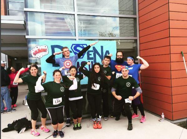 The Treehouse Proudly Partakes in Another 5K