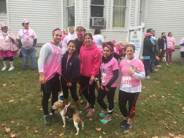 5K Pounding the Pavement for Pink!