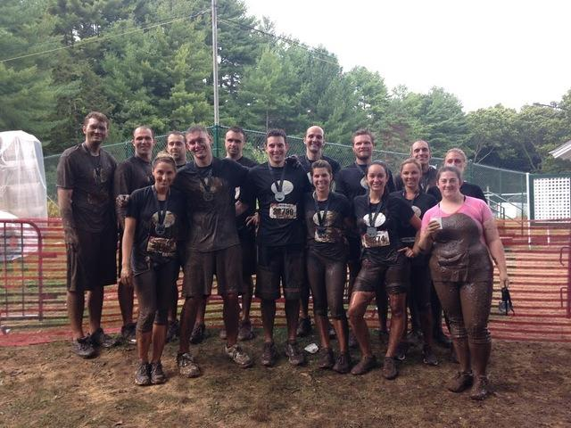 The Treehouse Competes in Warrior Dash