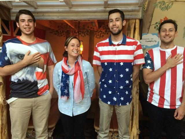 Contractor Internet Marketing Group Rooting for Team USA