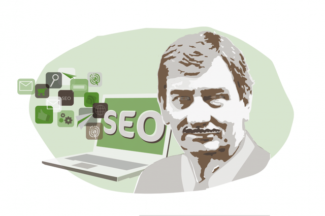 Bruce Clay, father of SEO